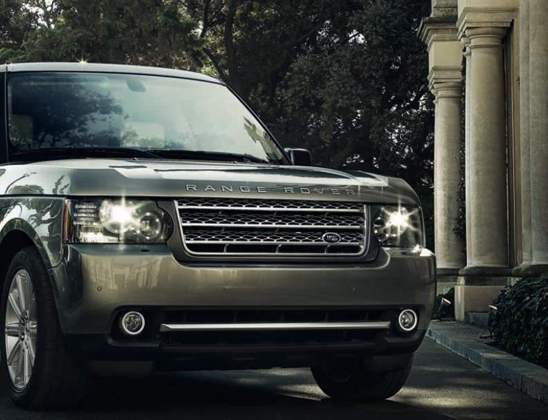 Derde generatie Range Rover L322